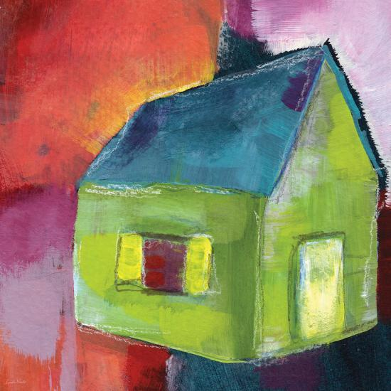 Greenhouse-Linda Woods-Art Print