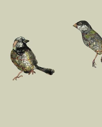 Greenwich-Jenny Capon-Giclee Print