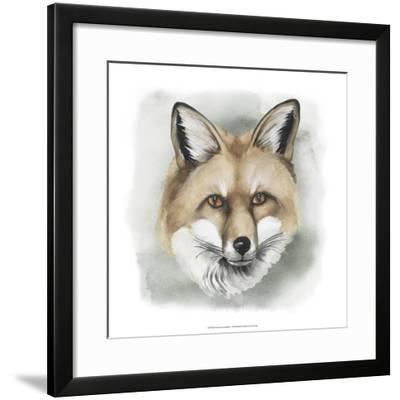 Greenwood Animals I-Grace Popp-Framed Art Print