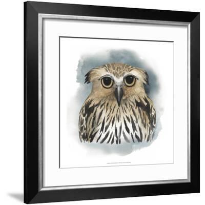 Greenwood Animals II-Grace Popp-Framed Art Print