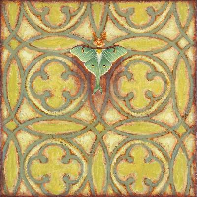 Greenwood Lunar Moth-Rachel Paxton-Giclee Print