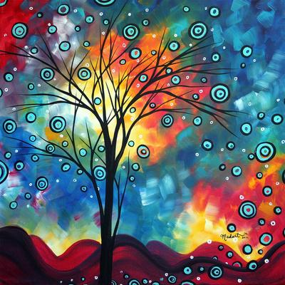Greeting the Dawn-Megan Aroon Duncanson-Giclee Print