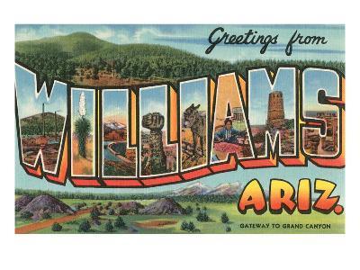 Greetings from Arizona--Art Print