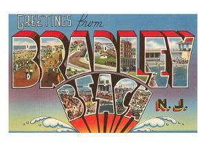 Greetings from Bradley Beach, New Jersey