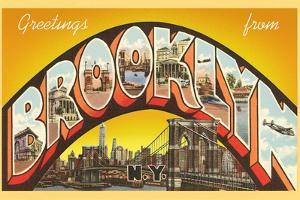 Greetings from Brooklyn