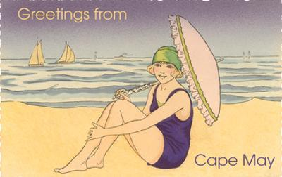 Greetings from Cape May, New Jersey