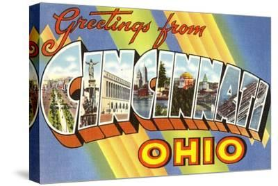 Greetings from Cincinnati, Ohio
