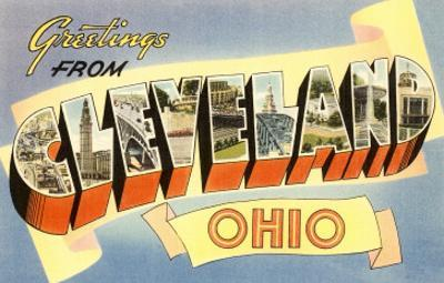 Greetings from Cleveland,Ohio