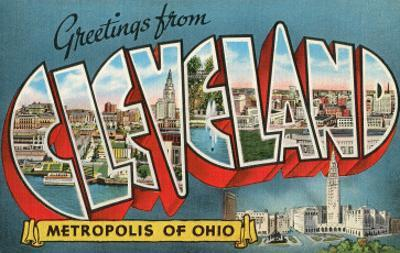 Greetings from Cleveland, Ohio