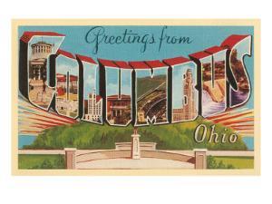 Greetings from Columbus, Ohio