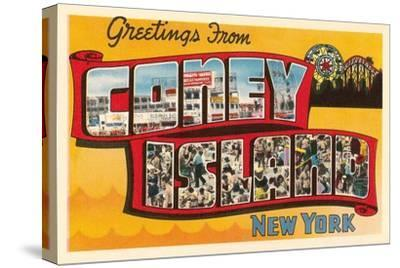 Greetings from Coney Island, New York