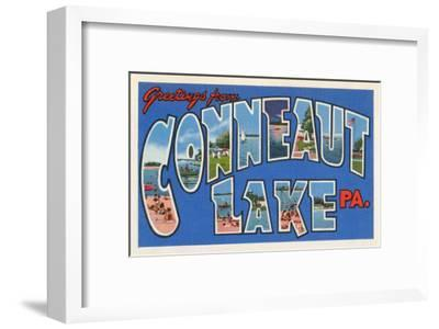 Greetings from Conneaut Lake, Pennsylvania