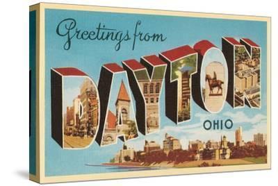 Greetings from Dayton, Ohio