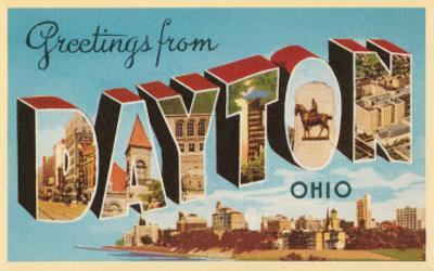 Greetings from Dayton, Ohio