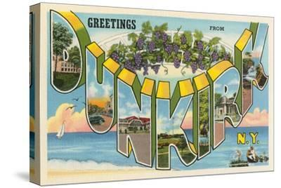 Greetings from Dunkirk, New York