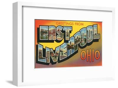 Greetings from East Liverpool, Ohio