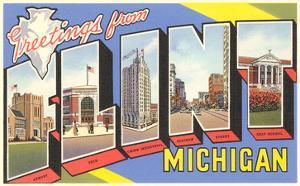 Greetings from Flint, Michigan