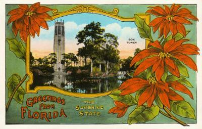 Greetings from Florida, Bok Tower