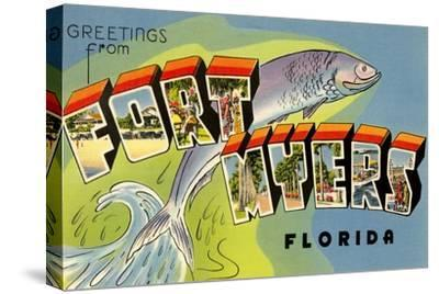 Greetings from Ft. Myers, Florida