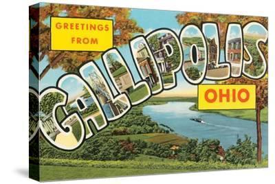 Greetings from Gallipolis, Ohio