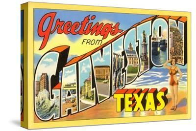Greetings from Galveston, Texas