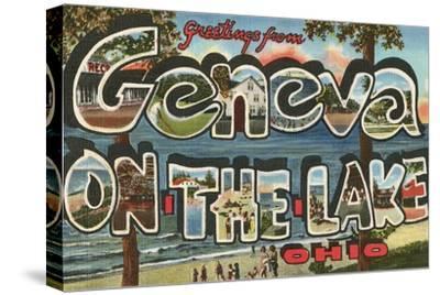Greetings from Geneva on the Lake, Ohio