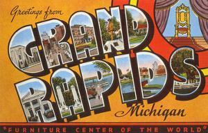 Greetings from Grand Rapids, Michigan