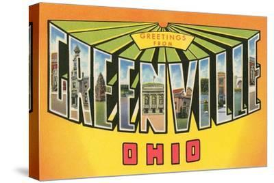 Greetings from Greenville, Ohio