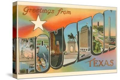 Greetings from Houston, Texas