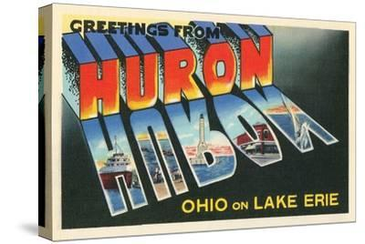 Greetings from Huron, Ohio