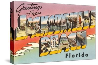 Greetings from Jacksonville Beach, Florida
