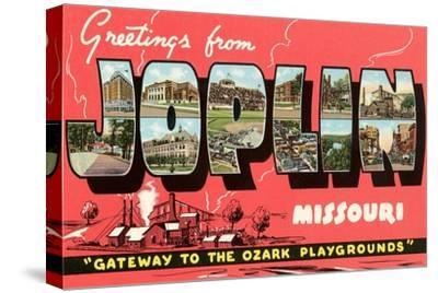Greetings from Joplin