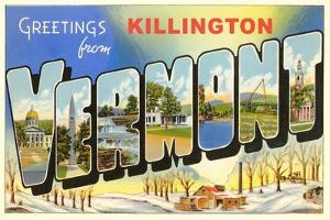 Greetings from Killington