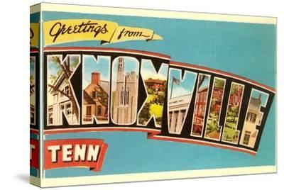 Greetings from Knoxville, Tennessee