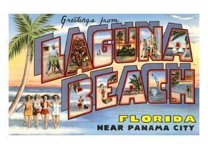 Greetings from Laguna Beach, Florida