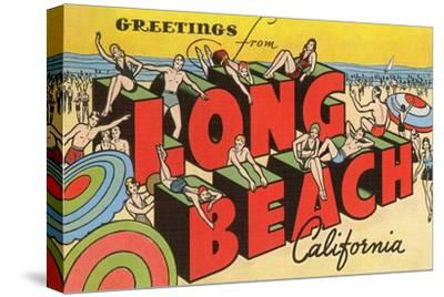 Greetings from Long Beach, California
