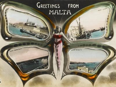 Greetings from Malta--Photographic Print