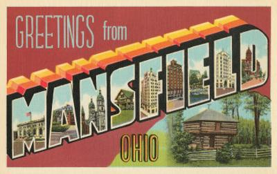 Greetings from Mansfield, Ohio