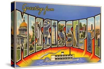Greetings from Mississippi