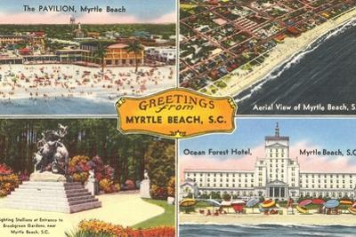 Greetings from Myrtle Beach