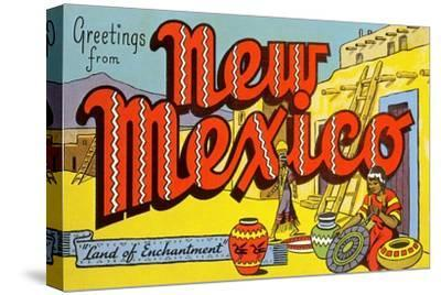 Greetings from New Mexico