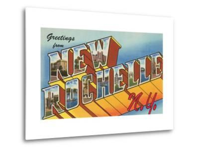Greetings from New Rochelle, New York