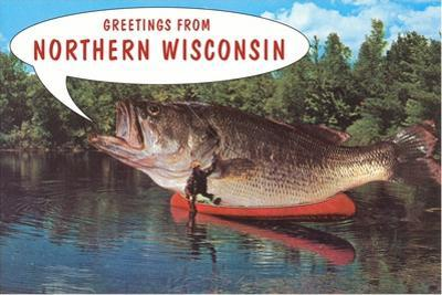 Greetings from Northern Wisconsin