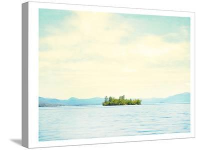 Greetings From Nowhere 3-Mina Teslaru-Stretched Canvas Print