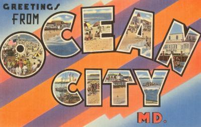 Greetings from Ocean City, Maryland