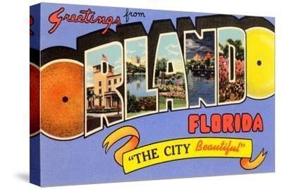 Greetings from Orlando, Florida
