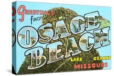 Greetings from Osage Beach, Missouri