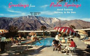 Greetings from Palm Springs