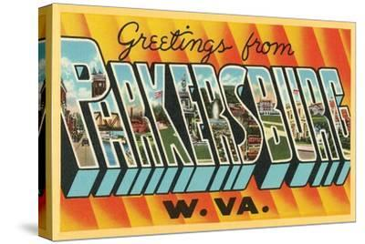 Greetings from Parkersburg, West Virginia