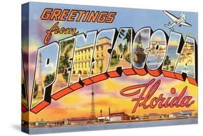 Greetings from Pensacola, Florida